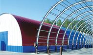Быстровозводимые металлоконструкции в Дзержинске