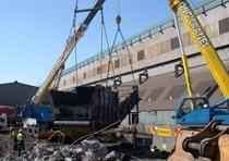 Демонтаж конструкций из металла в Дзержинске